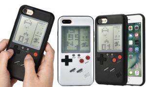 Retro Game Boy Case for iPhones