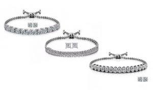 Swarovski Zirconia Jewellery Sets