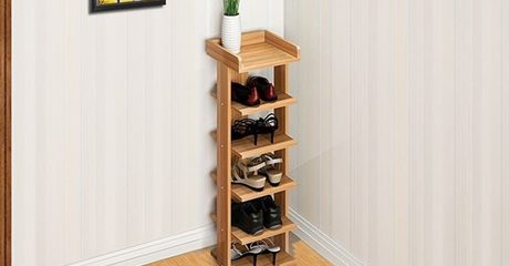 Tower Shoe Organiser