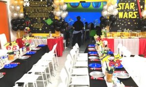 Two-Hour Kids Party Package