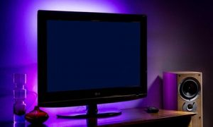 USB Colour TV Backlights