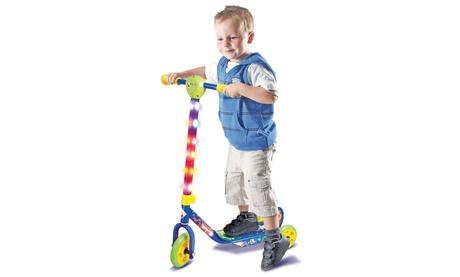 Zinc Children's Folding Scooter