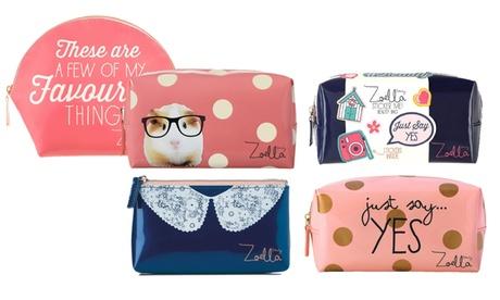 Zoella Beauty Cosmetic Bag