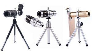 12X Telescopic Lens
