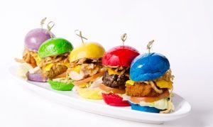 AED 100 Toward American Food
