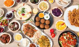 AED 50 to Spend: Food and Drinks