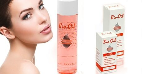 Bio Oil Bottle