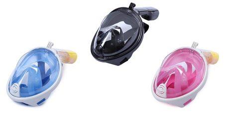 Full-Face Snorkel Mask
