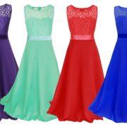 Girls' Formal Maxi Dress
