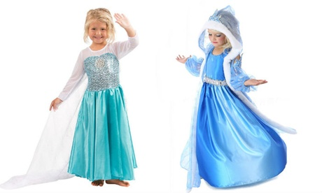 Girls' Ice Princess Dresses