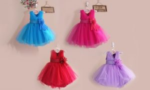 Girls' Party Dresses