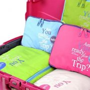Luggage Organiser Set