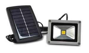 Solar Flood-Light Spotlight