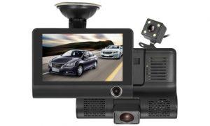 Three-Way HD Dash Cam