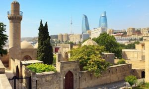 ✈ Azerbaijan: 3-Night Eid Break with Return Flights