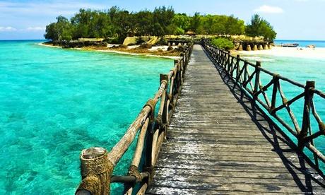 ✈ Zanzibar: 3- or 4-Night 4* Stay with Breakfast