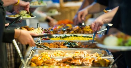 4* Iftar Buffet at The Omega Hotel