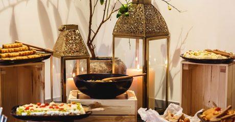5* Iftar Buffet Meal