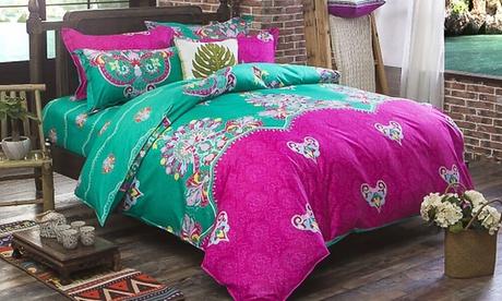 6-Piece King Size Bedsheet Set