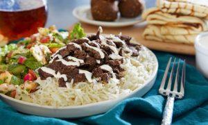 AED 50 Toward Arabic Food
