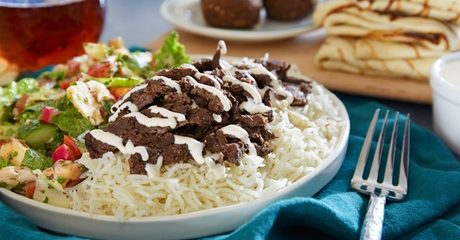 AED 50 Toward Arabic Food