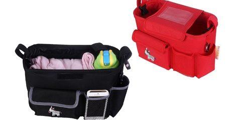 Baby Stroller Organiser Bag
