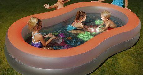 Bestway Doodle Glow Pool