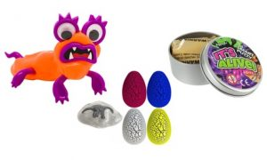 Bouncing Foam Putty Monsters