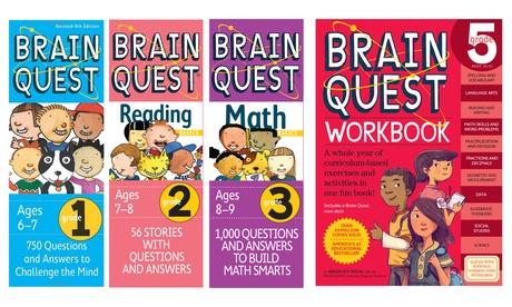 Brain Quest Book and Workbook