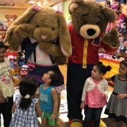 Build-A-Bear Party for Six Kids