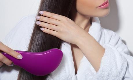 Detangling Hairbrushes