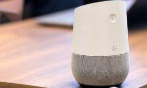 Google Home Assistant Speaker