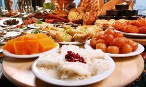 Iftar Buffet at 5* Meliá Hotel