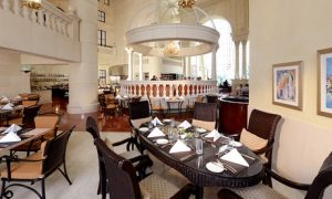 Iftar Buffet at Atrium Restaurant