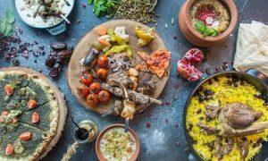 Iftar Buffet at Feast Restaurant