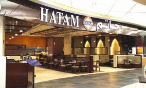 Iftar Buffet at Hatam