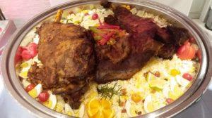 Iftar Buffet at Hawthorn Hotel by Wydham