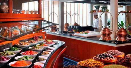 Iftar Buffet at JW Marriott Hotel