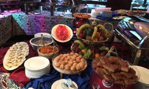 Iftar Buffet at Layaly Beirut Restaurant and Cafe