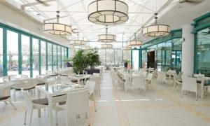 Iftar Buffet at Oceana at 5* Hilton Dubai Jumeirah