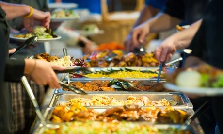 Iftar Buffet at Omega Hotel