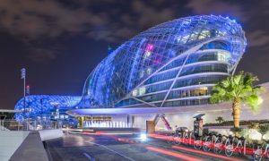 Iftar Buffet at Origins at 5* Yas Viceroy Abu Dhabi