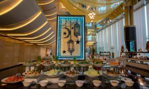 Iftar Buffet in Ramadan Tent at The Meydan Hotel