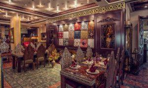 Iftar Set Menu Meal at Times of Arabia