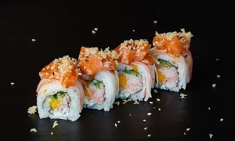 Iftar Sushi Menu