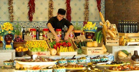 Iftar at Ballaro at Conrad Hotel
