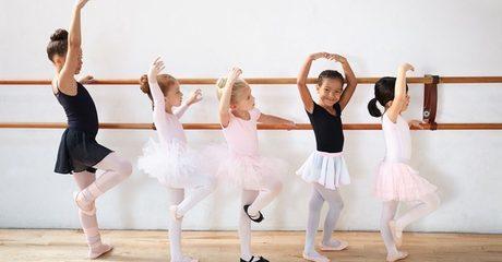 Kids Ballet Lesson