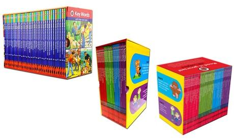 Ladybird Early Reading Box Sets