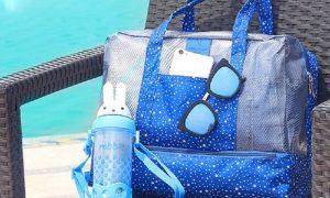 Large Capacity Beach Bag