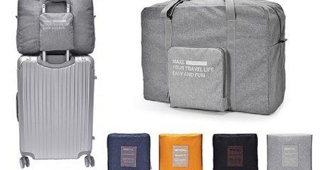 Large Foldable Travel Bag